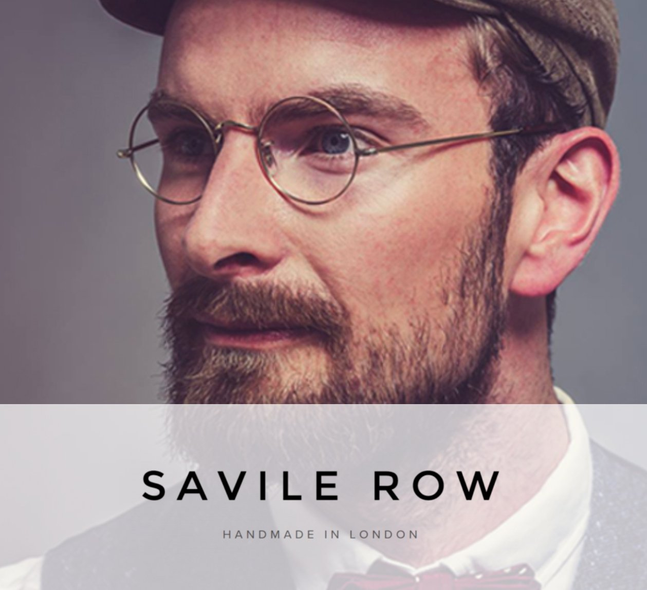 saVILLE ROW GLASSES IN BELFAST